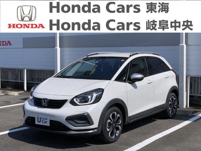 Honda フィットe:HEVクロスター 長良北店