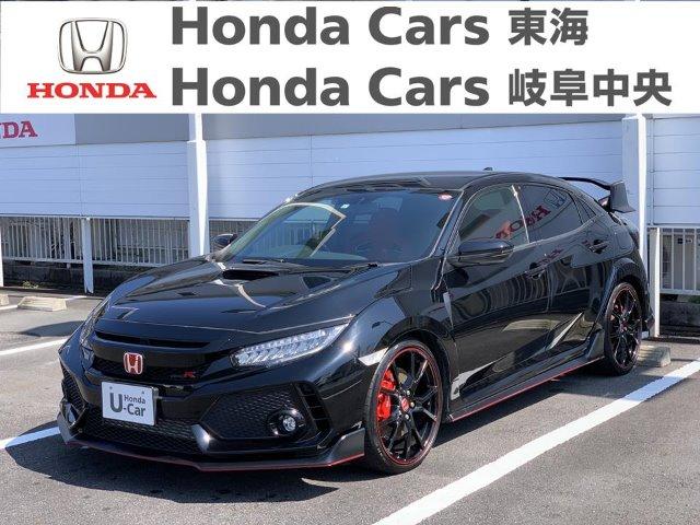 Honda シビックタイプR 長良北店