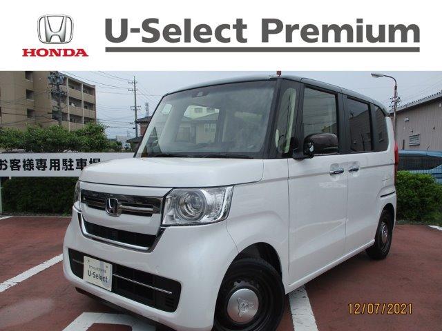 Honda N-BOXL ツートン|U-Select大垣