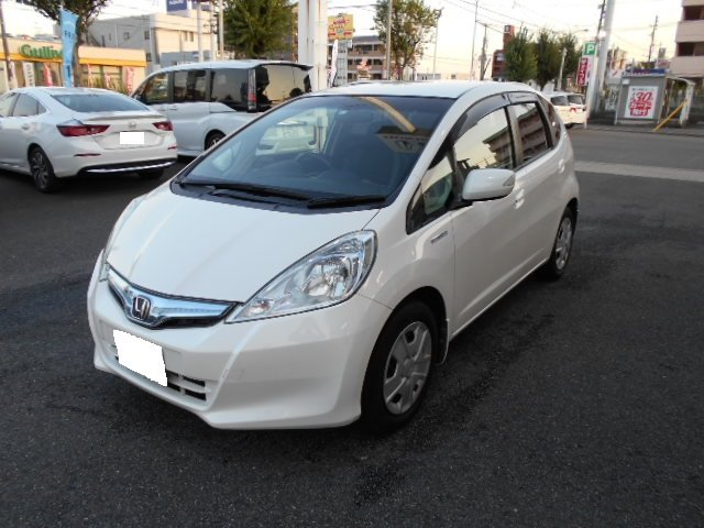 Honda フィットHYBRID スマートセレクションファインスタイル|岐阜東バイパス店