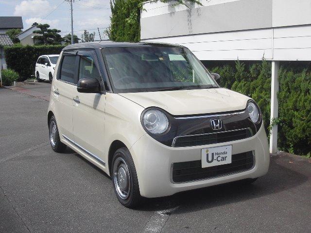 Honda N-ONEセレクト 2トーン|築地店