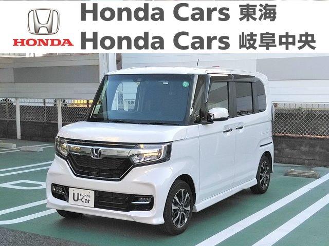 Honda N-BOXカスタム GL ホンダセンシング|半田乙川店