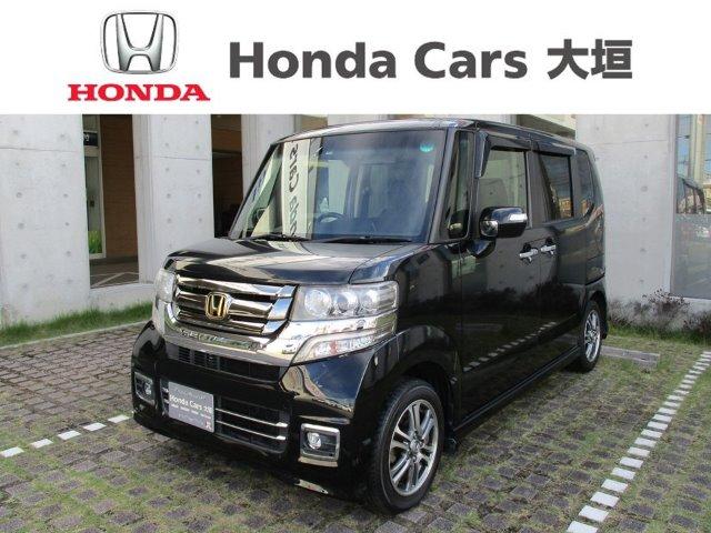 Honda N-BOXカスタム SSパッケージ|新田店