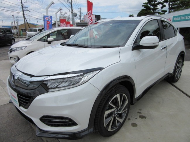 Honda ヴェゼルTOURING タ-ボ|井戸山店