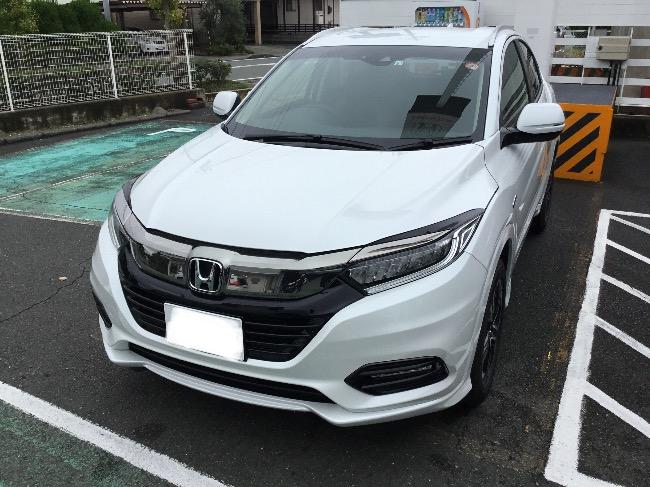 Honda ヴェゼルハイブリッドZホンダセンシング|岡田店