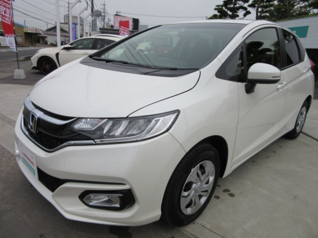 Honda フィットG.Fパッケージ|井戸山店