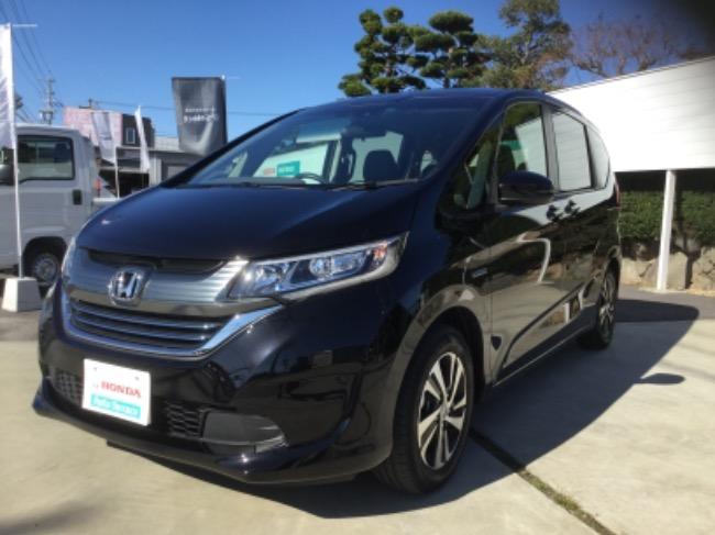 Honda フリードG.ホンダセンシングHV|井戸山店