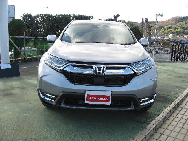 Honda CR-VEX|竜丘中古車センター