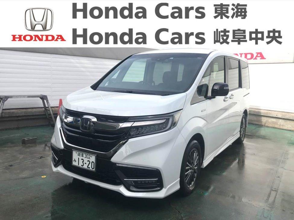 Honda ステップワゴンHB モデューロX|鵜沼西店