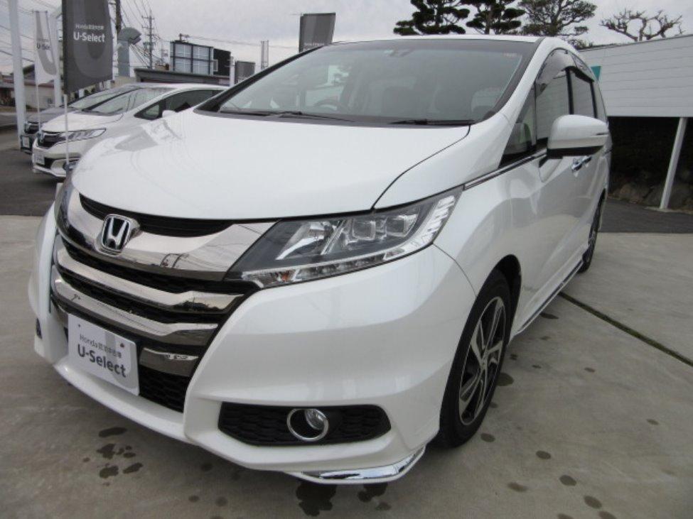 Honda オデッセイアブソルート 安心パッケ-ジ|井戸山店