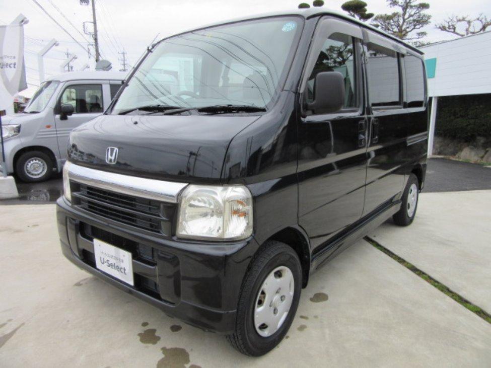 Honda バモスM エアコン CD/MDステレオ ETC|井戸山店