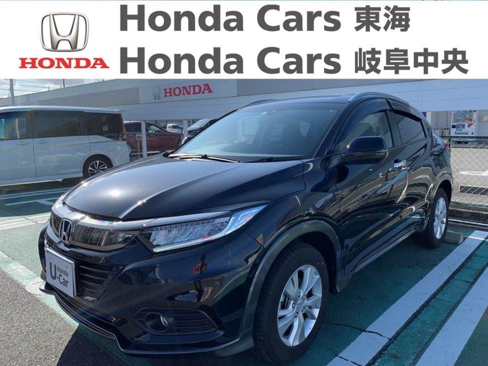 Honda ヴェゼルX ホンダセンシング|河渡店