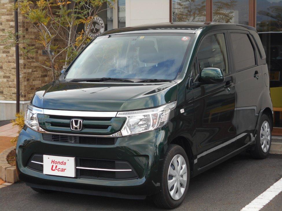 Honda N-WGNG U-Carテラス
