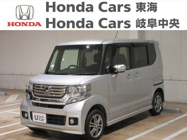 Honda N-BOXカスタム G・Lパッケージ|大垣禾森店