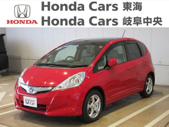 Honda フィットハイブリッド ナビプレミアムセレクション|大垣禾森店