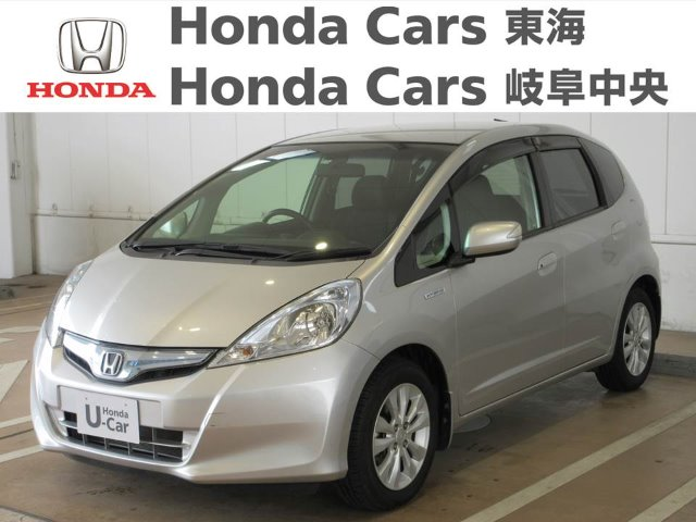 Honda フィットハイブリッド XHセレクション|大垣禾森店