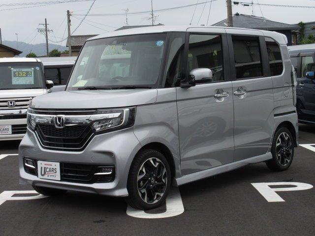 Honda N-BOXカスタムG Lターボ ホンダセンシング|第2展示場