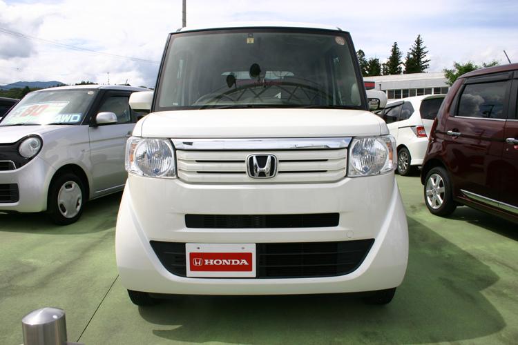 Honda N-BOXG|竜丘中古車センター