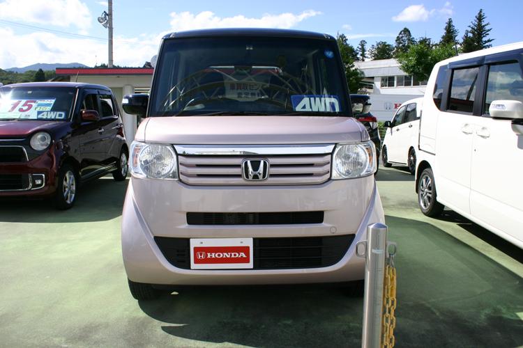 Honda N-BOXG Lパッケージ 4WD|竜丘中古車センター