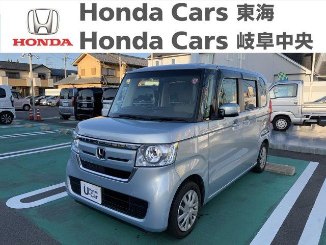 Honda N-BOXG-LSENSINGレス|長良北店