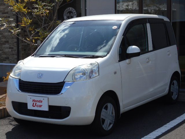 Honda ライフPASTEL U-Carテラス