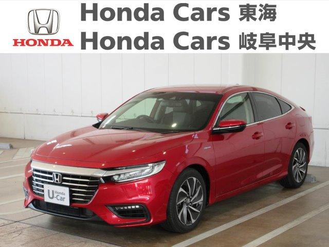 Honda インサイトEX|大垣禾森店
