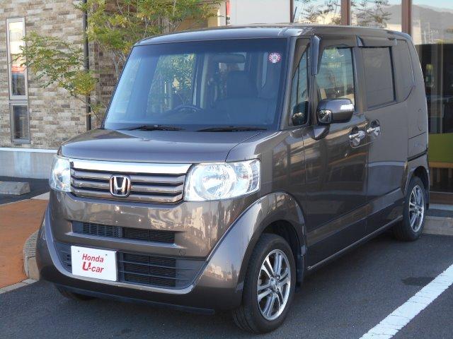 Honda N-BOXG SSパッケージ|U-Carテラス