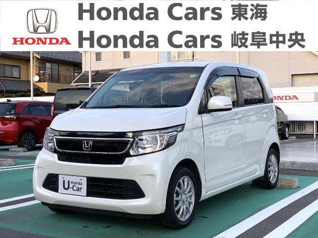 Honda N-WGNG スタイリッシュパッケージ|長良北店