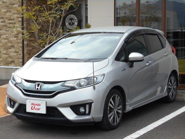 Honda フィットハイブリッド Sパッケージ U-Carテラス