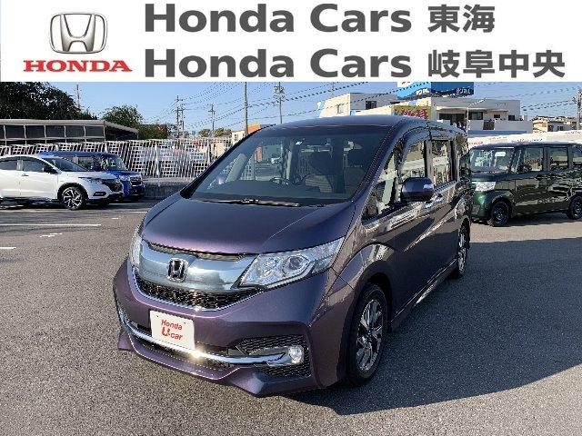 Honda ステップワゴンスパーダ|加木屋店