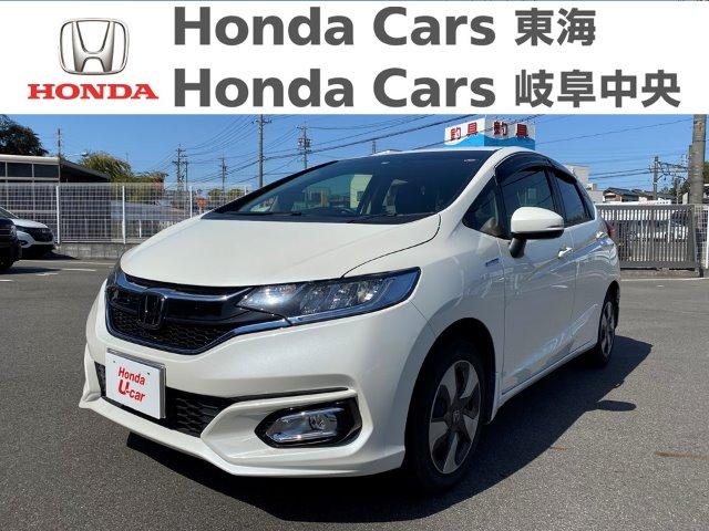 Honda フィットハイブリット L ホンダセンシング|加木屋店