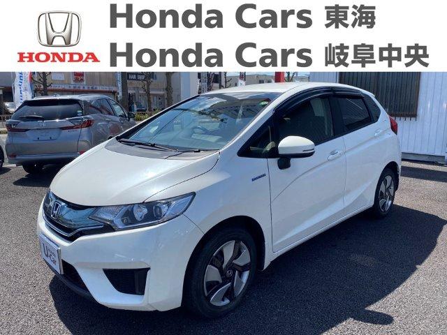 Honda フィットハイブリッドLパッケージ|豊明北店