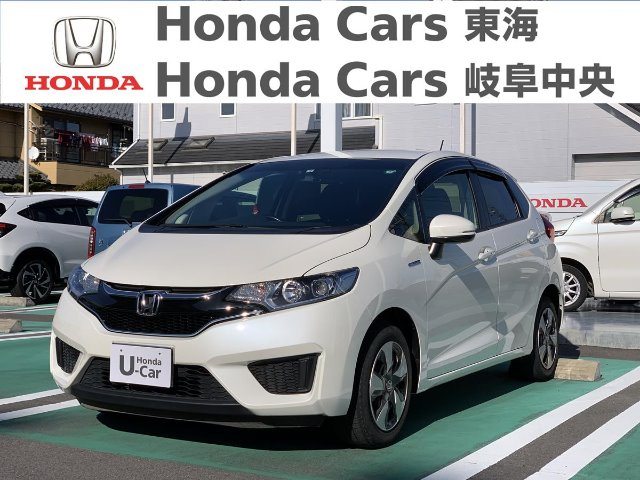 Honda フィットハイブリッドFパッケージ コンフォートエディション|長良北店