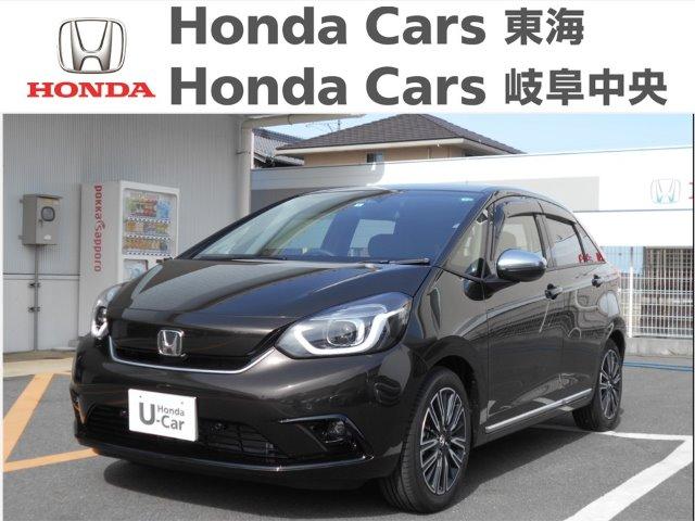 Honda フィットLUXE|一宮濃尾大橋店