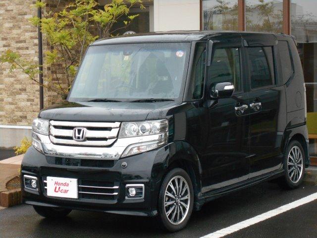 Honda N-BOXカスタムGターボLパッケージ U-Carテラス