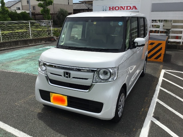 Honda N-BOXスロープ仕様車椅子専用装備GスロープLセンシング|岡田店