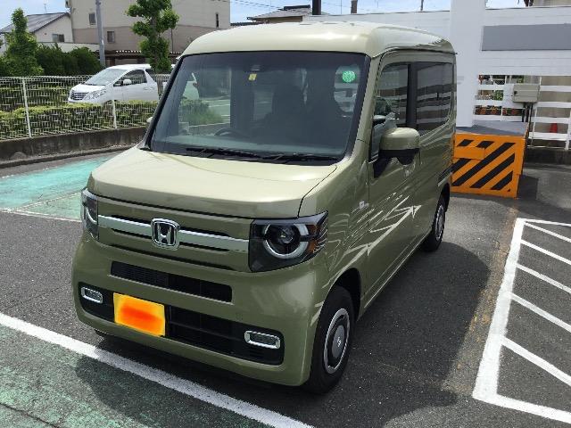 Honda N-VAN➕STYLE FUN センシング|岡田店