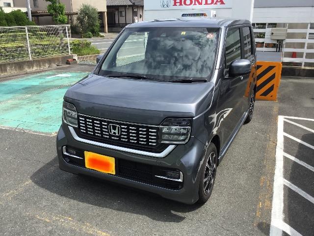 Honda N-WGNカスタム Lセンシング 岡田店