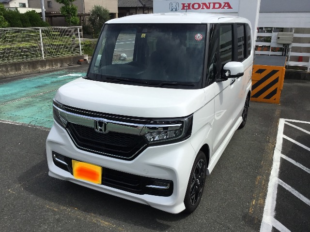 Honda N-BOXLターボ センシング|岡田店