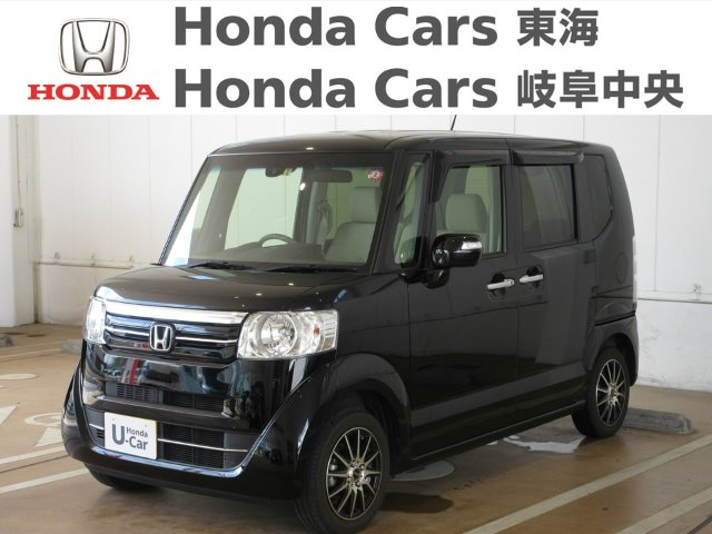 Honda N-BOXG・SSパッケージ 大垣禾森店