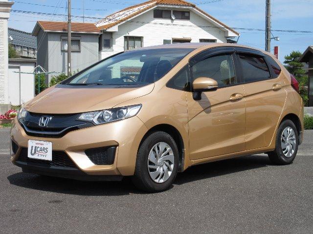 Honda フィット1.3G Lパケ 第2展示場