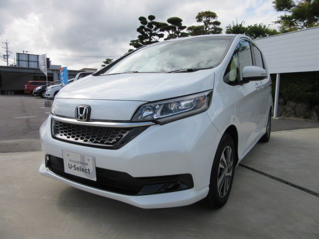 Honda フリードG HondaSENSING|井戸山店