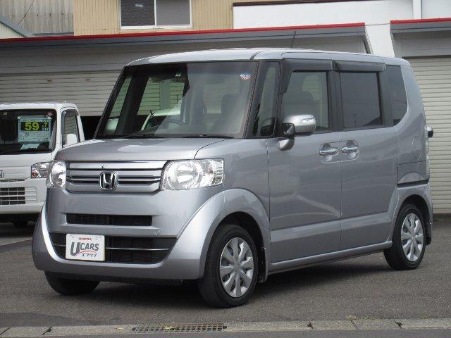 Honda N-BOXG Lパケ 第2展示場