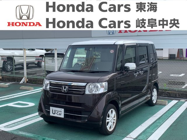 Honda N-BOXG SSパッケージ2トーン|河渡店