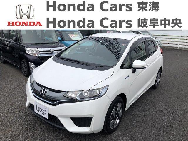 Honda フィット ハイブリッドLパッケージ|犬山店
