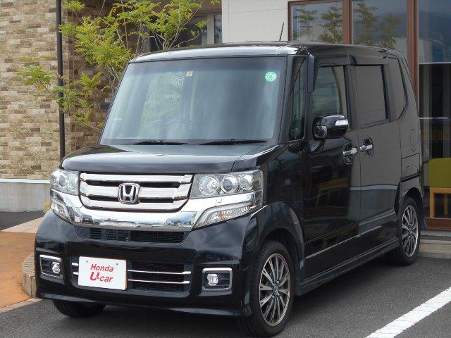 Honda N-BOXカスタムGターボLパッケージ|U-Carテラス