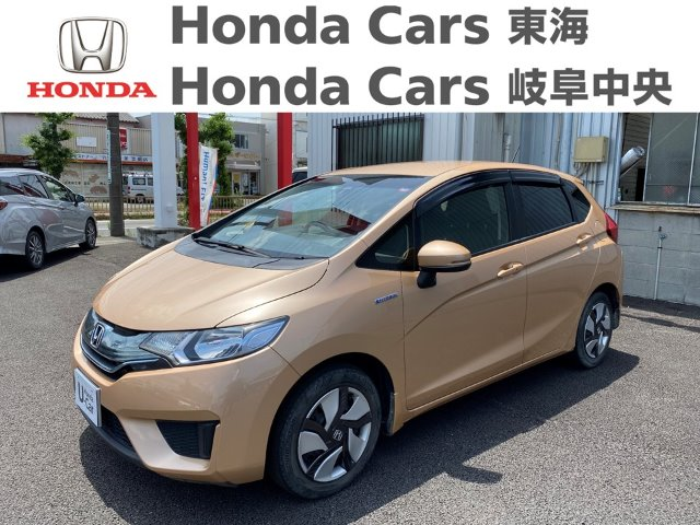Honda フィットHYBRID Fパッケージ|豊明北店