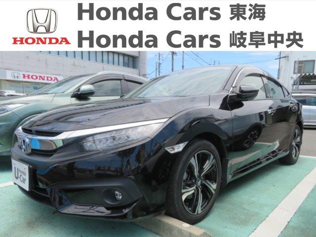 Honda シビックSEDAN SENSING|古城店