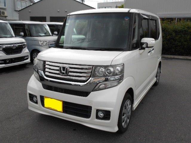 Honda N-BOXCustom G|岐阜東バイパス店