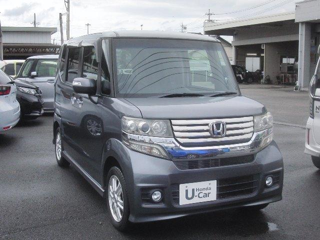 Honda N-BOXカスタム G Lパッケージ|築地店